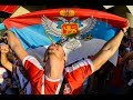 Lagu FANS FROM SERBIA AND BRAZIL BEFORE A MATCH AT THE WORLD CUP IN RUSSIA 27.06.2018