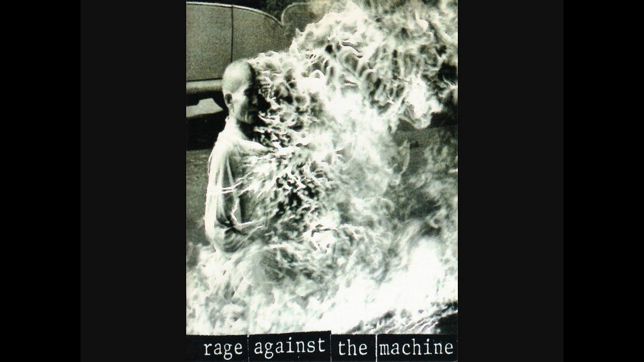 rage against the machine settle for nothing