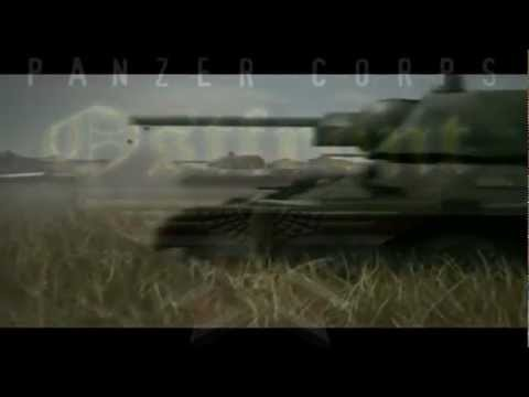Panzer Corps Heeresgruppe Mitte (Add-on) Trailer