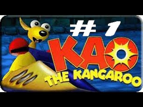 Să Jucăm Kao The Kangaroo - Plante dansatoare - Part 1