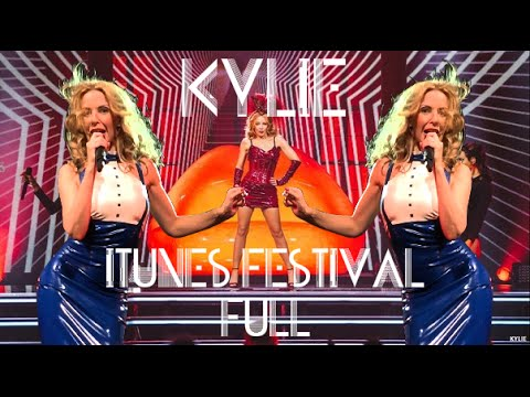 ITUNES FESTIVAL (Full Concert 2014) | Kylie Minogue Video