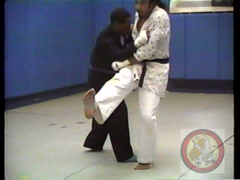 Judo Counters and Combinations Throws Image 1