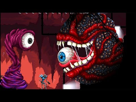 After Death (Metroidvania) - All Bosses/True Final Boss (No Damage & Ending)