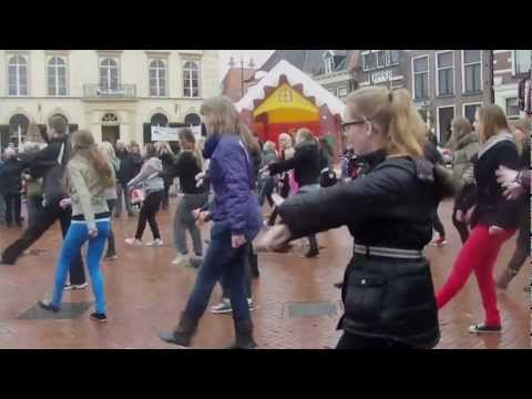 i Believe - Yolanda Adams Jongindekop Flashmob Steenwijk video