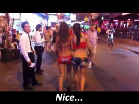 Walking Street Pattaya Thailand – March 2012