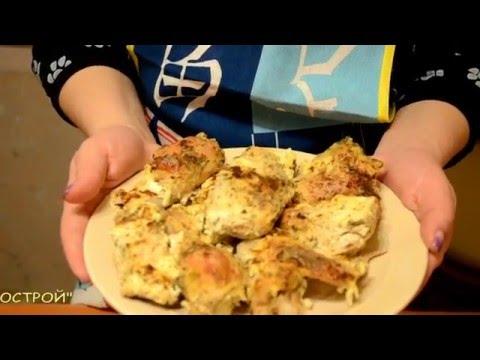 Курочка в кефире в духовке рецепт пошагово