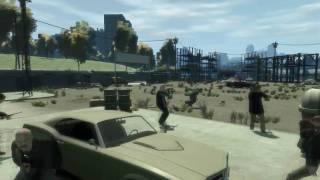 Serie GTA IV El Cartel de los Pesados Cap2/La Guerra ha Empezado