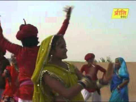 Kalyo Kud Padyo-Rajasthani New Dance Video Song Of 2012 From...