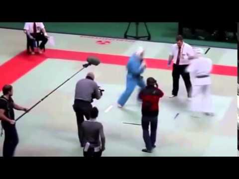Karate fight gif