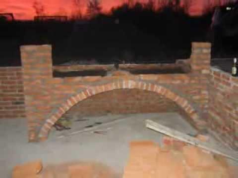 izgradnja pečenjare-sušare
