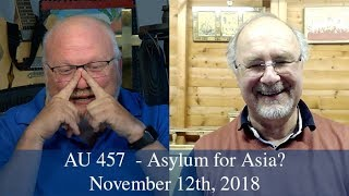 Anglican Unscripted 457 - Asylum for Asia?