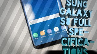 Samsung Galaxy S8 review: Essence distilled.FULL PHONE SPECIFICATIONS. Samsung Galaxy S8 key feature