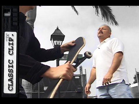 Nick Trapasso Vs. Tough Guy Skateboarding Classic Clip Pole Jam