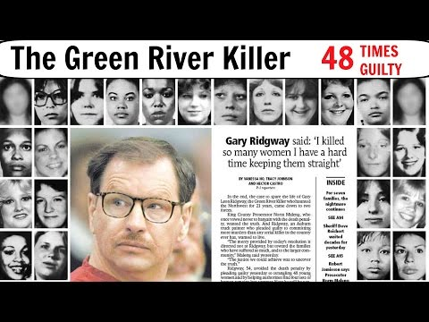 GARY RIDGWAY - PORTRAIT OF A SERIAL KILLER - DOCUMENTARY 2016 HISTORY CHANNEL