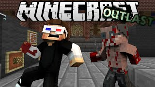 Minecraft OUTLAST