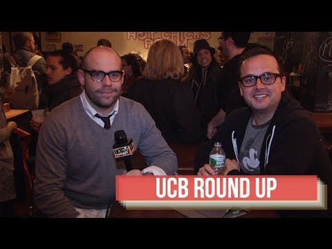 UCB Comedy Round Up ft. Anthony Apruzzese