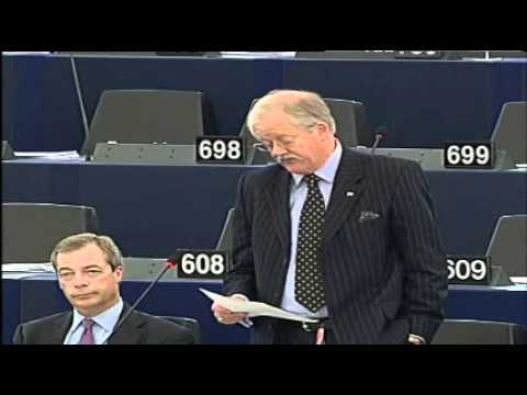 Roger Helmer-EU Climate Change Scam