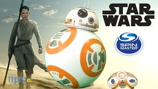 Star Wars Hero Droid BB-8 from Spin Master