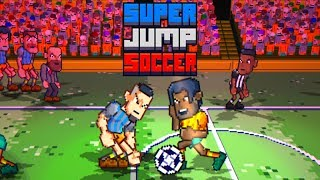 Super Jump Soccer - Android Gameplay ᴴᴰ