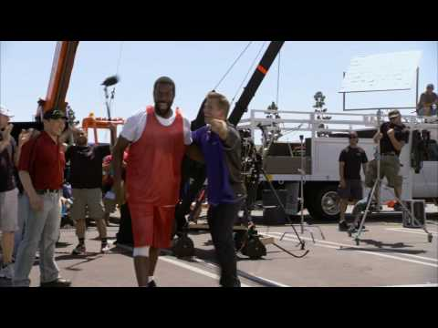 Sport Science: Kobe Jumps Car Part 2 of 2