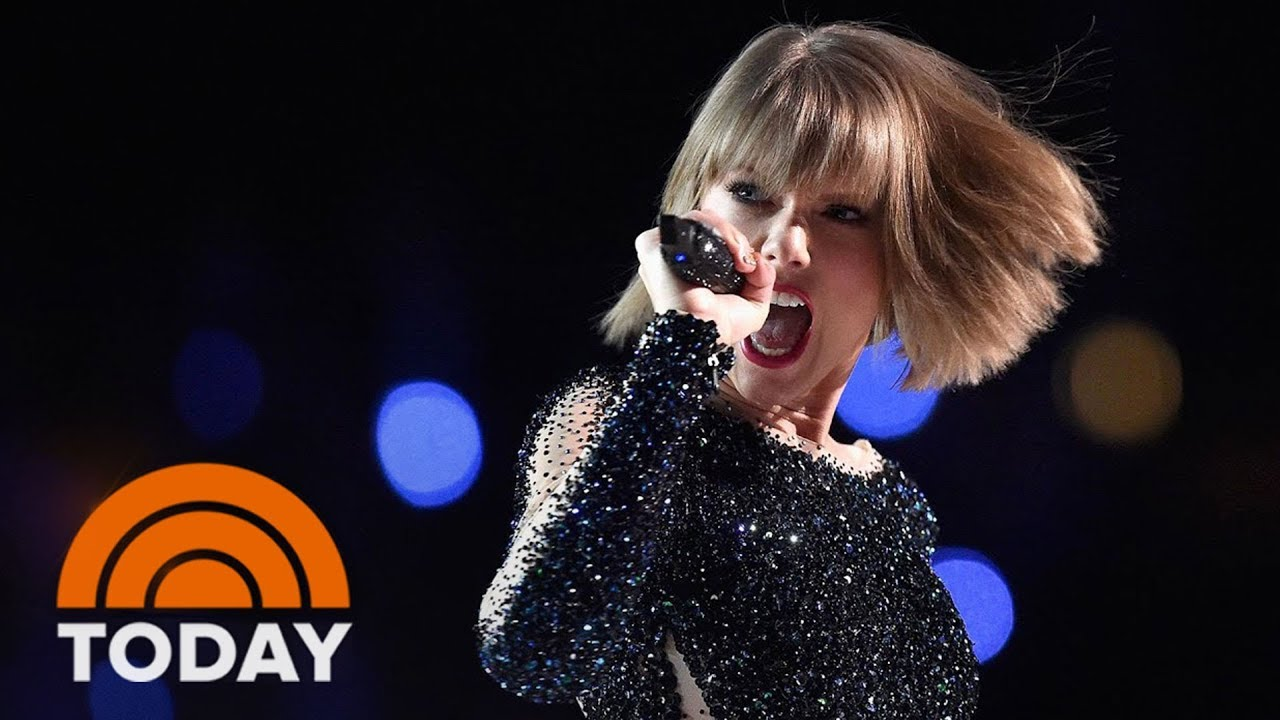 Taylor Swift Returns To Social Media With Strange Snake Video | TODAY