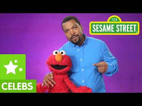 N.W.A Fans, Look Away Now: Ice Cube Joins Elmo On 'Sesame Street'