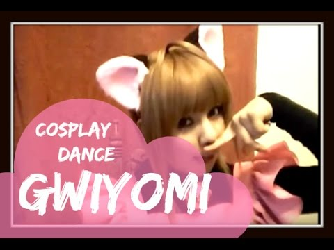 Kiyomi - Gwiyomi - CCS Cosplay