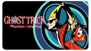 Ju spielt: Ghost Trick - Phantom Detective #01 Kaltblütiger Mord [deutsch] Let's Play