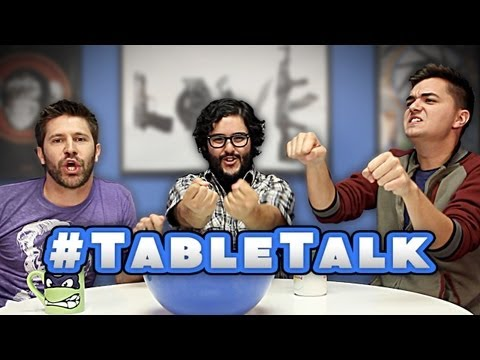 Table Talk: All Star Karaoke With The Dudes!!