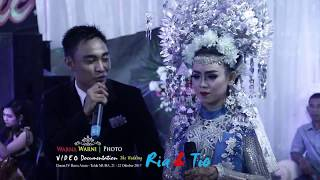 "OM.ALLICA _ Duet Romantis "" RIA & TIO "" in Wedding Day . . ."
