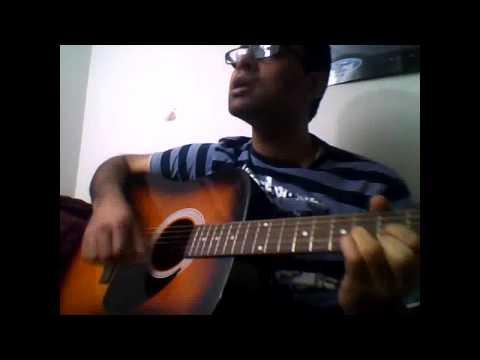 Tere Naina (Kailash Kher) - Guitar Cover - Nikhil Grover