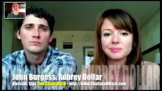 One Small Hitch rides Aubrey Dollar to funny, sexy cinema! INTERVIEW