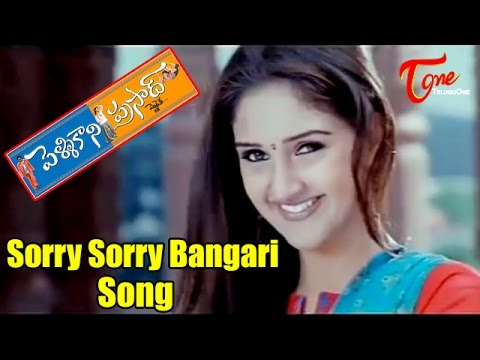 Pelli Kani Prasad Songs - Sorry Sorry Bangari - Sridevi - Sivaji - Allari Naresh
