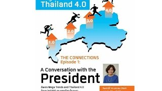 Mega Trends and Thailand 4.0
