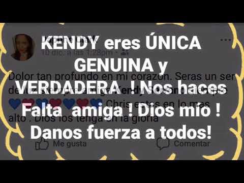 Con amor para ti Kendy Serrano