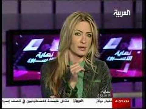 صور مذيعة قناة الحدث نجوى قاسم Najwa Qassem