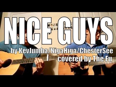 Nice Guys - Kevjumba, Nigahiga, Chester See Cover   The Fu video