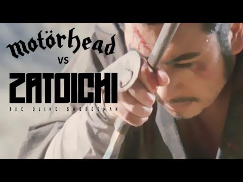 "ZATOICHI The Blind Sworsman / Motörhead: ""Out Of The Sun"""