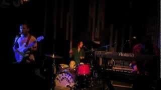 Blasted Canyons - Consider Drowning [live 2012-03-27 New Frontier Tacoma WA]