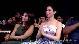 Allu Arjun wins Best supporting actor Award