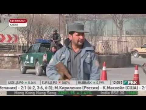 Министра обороны США «встретили» video