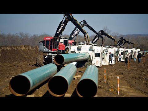 Keystone XL Pipeline Shut Down...For Now