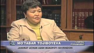 Amerika Ovozi Central Asian Women