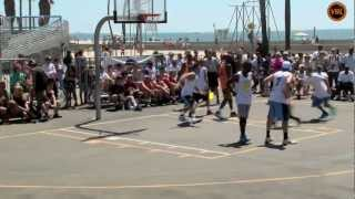 Meilleur joueur de street basketball