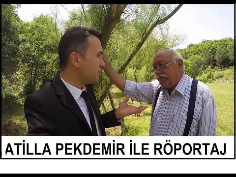 #Vlog1  Oyuncu Atilla Pekdemir ile Röportaj