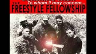 Watch Freestyle Fellowship Sunshine Men video