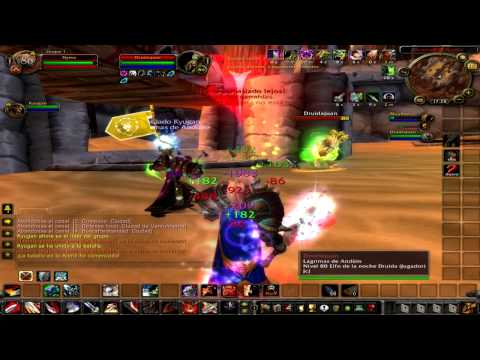El pobre hombre con un hacha incrustada World OF Warcraft