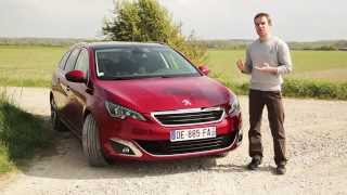 Peugeot 308 SW – Which? first drive