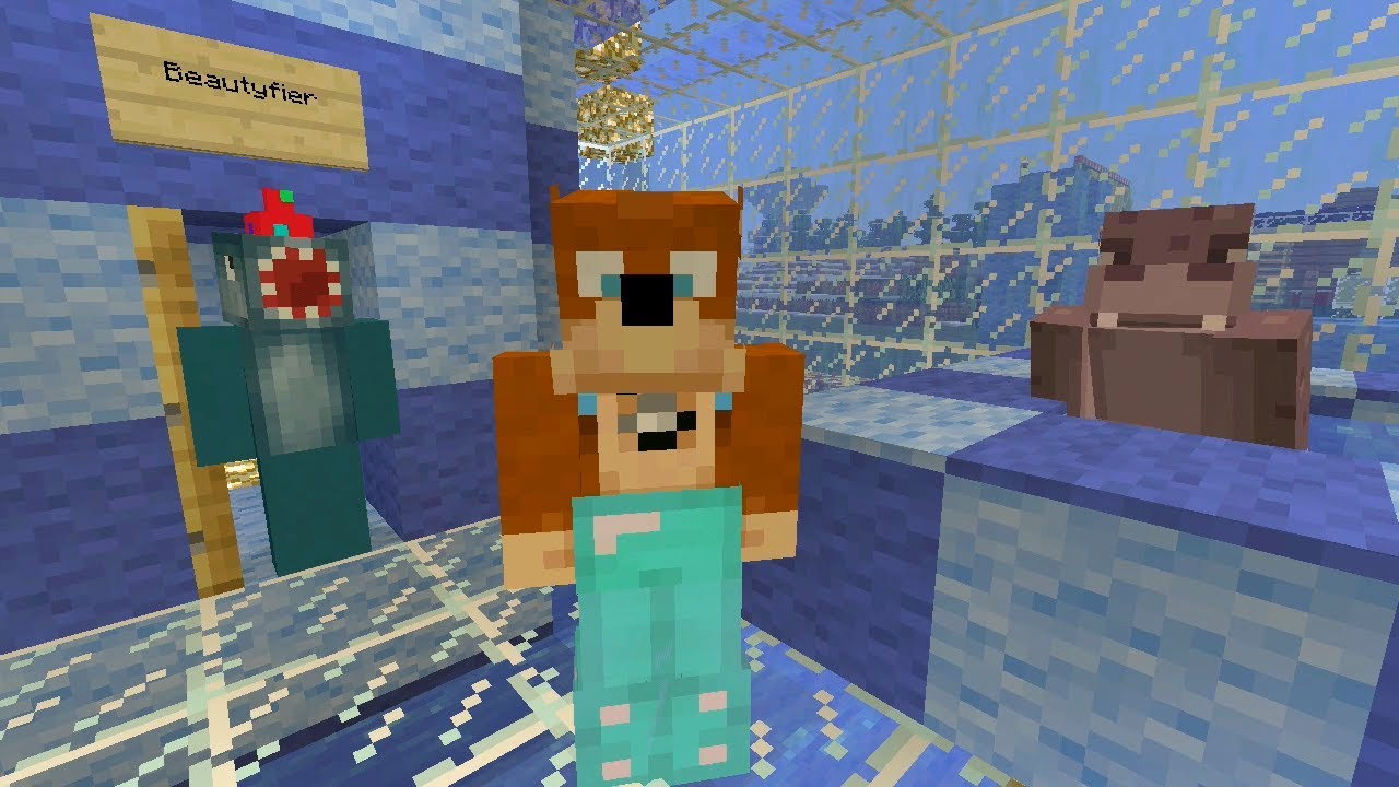 Minecraft Stampy Cat Game