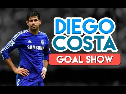 DIEGO COSTA 2015 ● Goal Show ● Chelsea FC ● HD